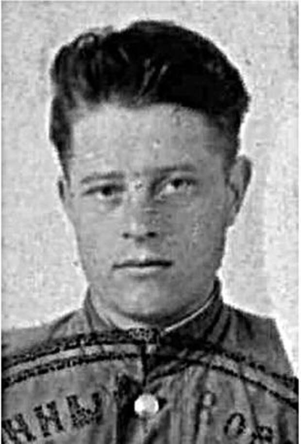 Участник парада Победы 1945-го