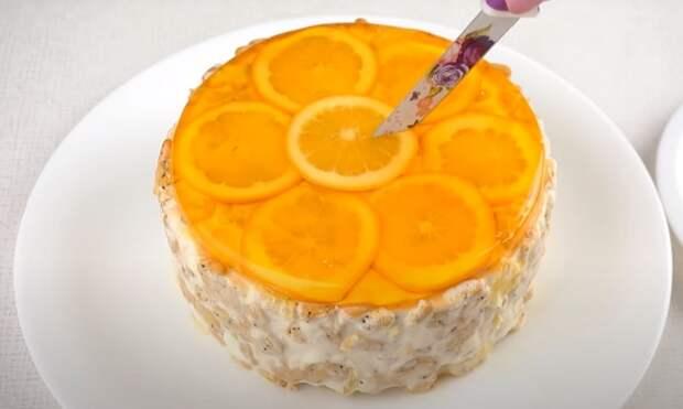 3 торта без выпечки, которыми можно порадовать домашних, не выстаивая часами у плиты