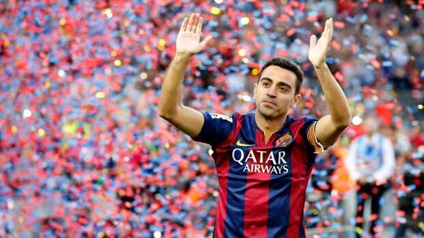 Хави может вернуться в «Барселону» в качестве главного тренера