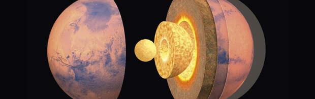 На Марсе обнаружены активные зоны землетрясений