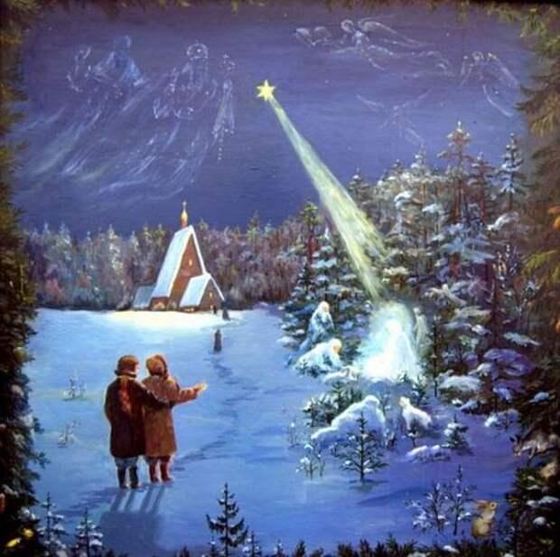 Christmas tradition 2