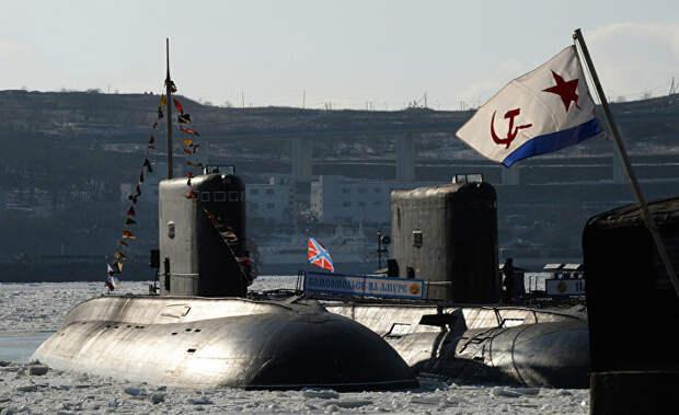 Подводный флот - важная составляющая эффективных вооружённых сил Российской Федерации. Изображение взято из открытых источников - https://yandex.ru/images/