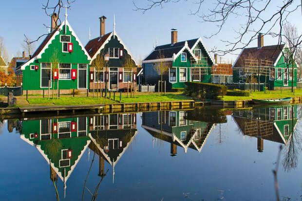 Топ-10 самых живописных деревень мира.