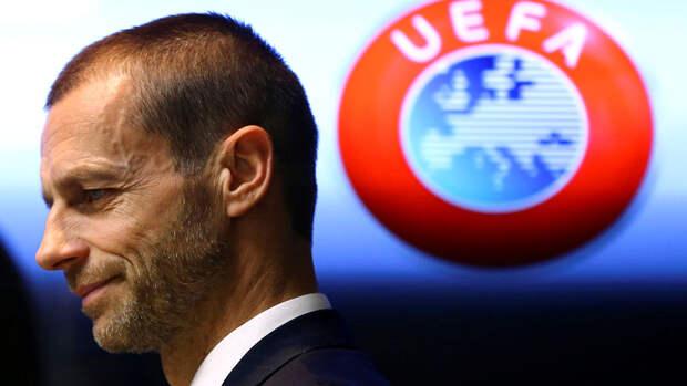 """УЕФА готов исключить """"Барселону"""", """"Реал"""" и """"Ювентус"""" из еврокубков на два года"""