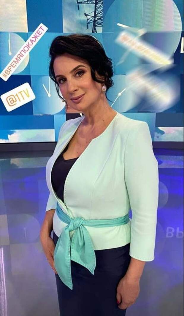 52-летняя Стриженова показала стройную фигуру после диеты