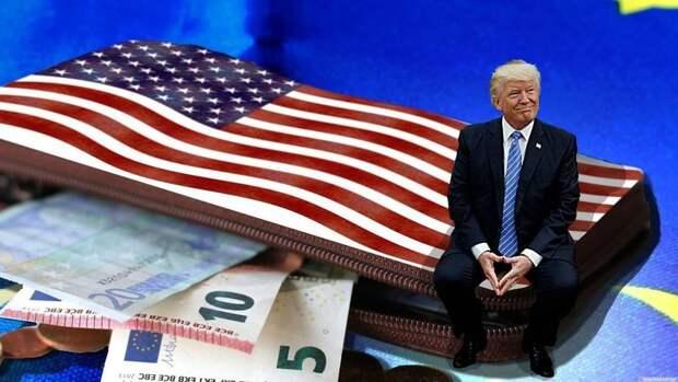 Дефицит бюджета США превысил рекордные $3 триллиона