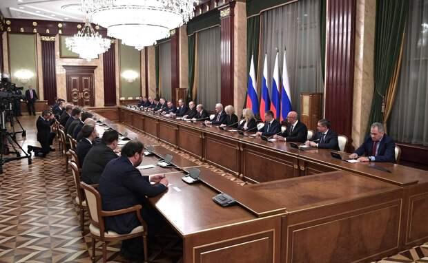 Правительство объявило предполагаемые доходы и расходы бюджета России в 2022 году