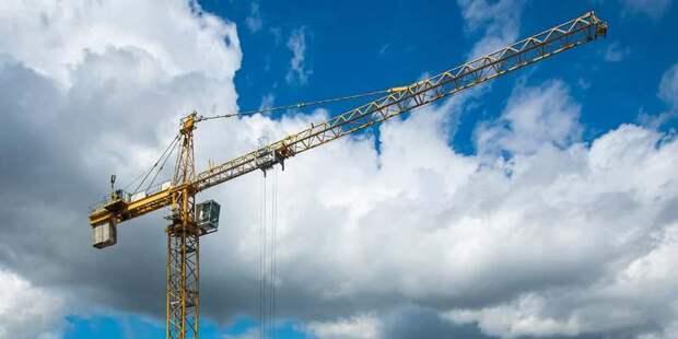 Более 700 тысяч раз воспользовались горожане услугами строительной сферы на портале mos.ru
