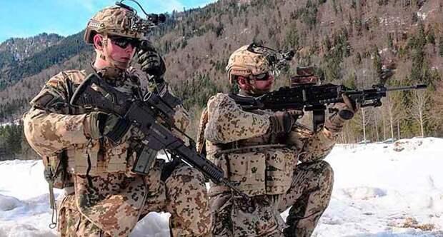 Снаряжение солдат