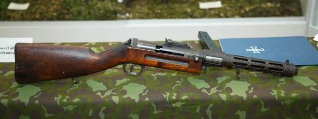 Немецкое по-эстонски, пистолет-пулемет Tallinn-Arsenal
