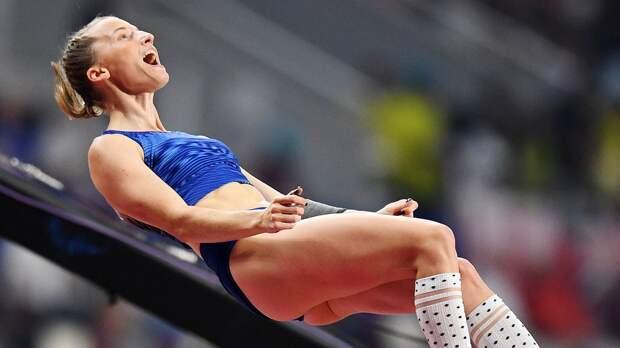 Сидорова: «Конкуренция показалась мне немного жесткой. Я хотела доказать, что могу прыгать намного выше»