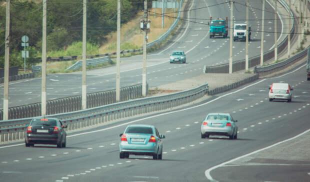 Новый участок дороги построят для трассы Екатеринбург— Казань— Москва