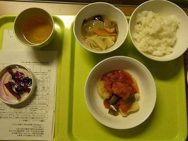 Что едят пациенты в больницах разных стран