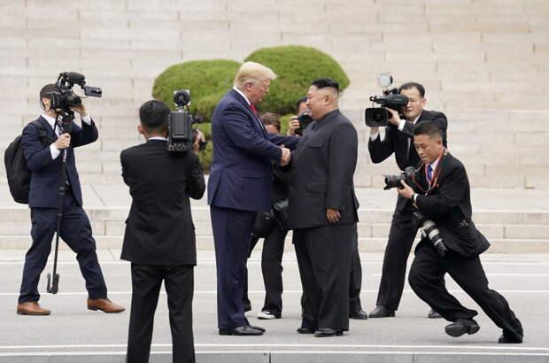 О результатах военно-дипломатического блефа на северокорейском направлении