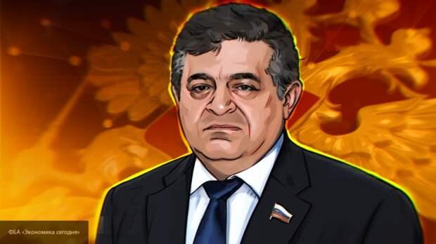 Джабаров предупредил Македонию об ответных действиях России после высылки дипломата