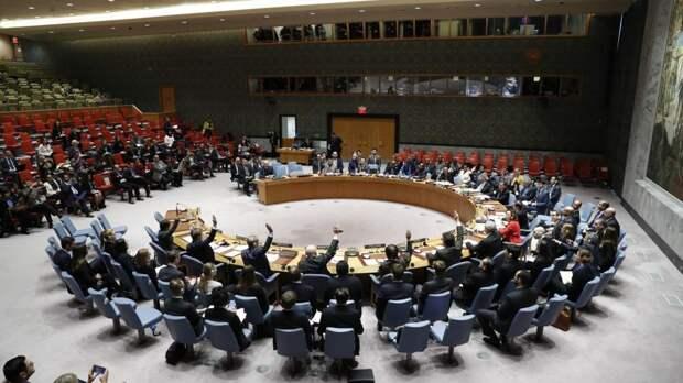 Совбез ООН соберется на экстренное заседание из-за Израиля и Палестины