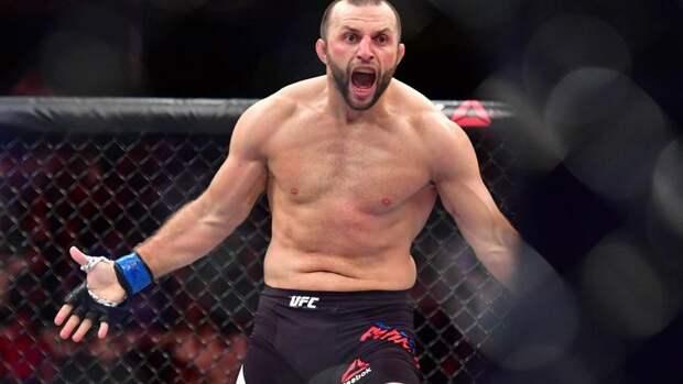 Экс-боец UFC задержан в Махачкале