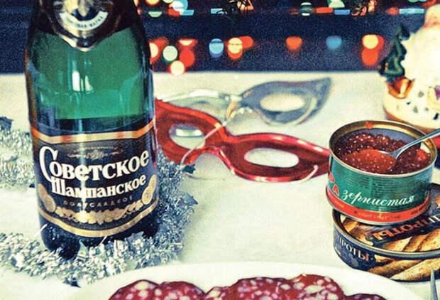 Как появилось Советское шампанское