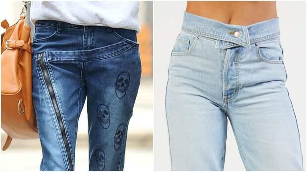 Тот случай, когда джинсы — не просто удобная вещь, а одежда, привлекающая внимание