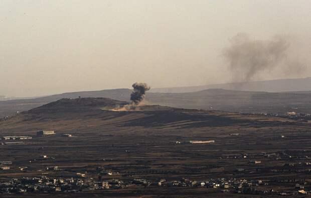 Российский военный погиб в результате подрыва бронеавтомобиля в Сирии