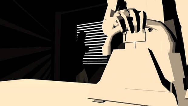 Халява: на ПК бесплатно раздают нуарный стелс-шутер от первого лица с очень необычной графикой