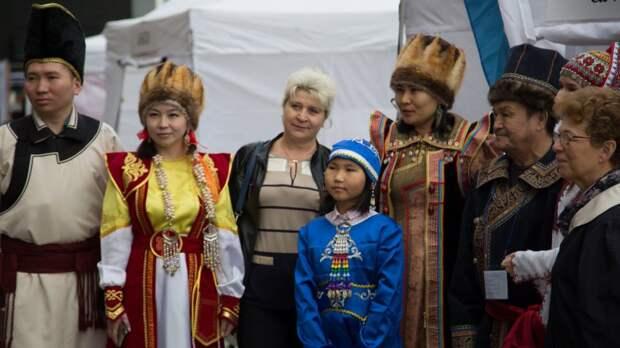 Первый уличный Фестиваль тюркской истории и культуры прошел в столице
