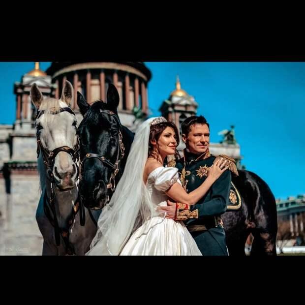 Жена во всех смыслах: Анастасия Макеева обвенчалась с мужем и опубликовала фотографии со свадьбы