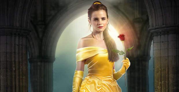 «Красавица и чудовище»: Для тебя моя роза цвела