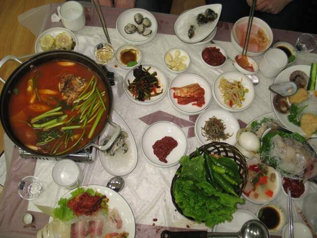 banchan-korean-side-dishes