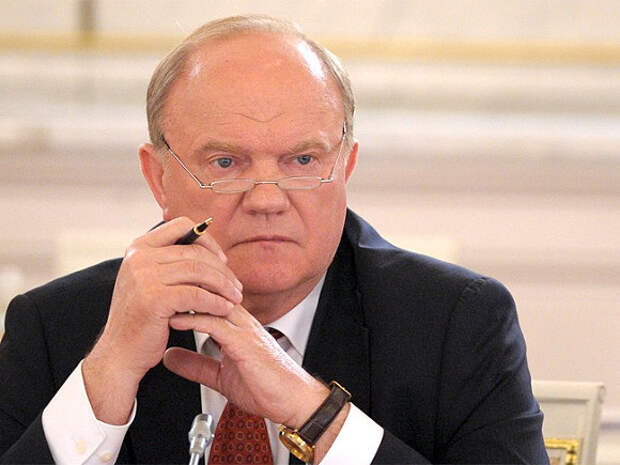 Зюганов: Все обещания «Единой России» выполнены наоборот, и эта партия снова будет пудрить мозги избирателям
