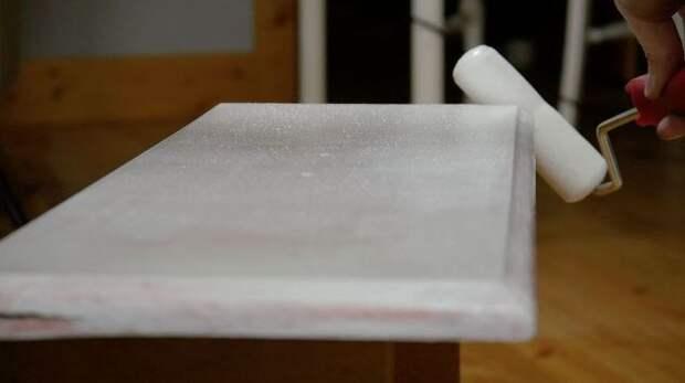 Переделка мебели тканью (DIY)