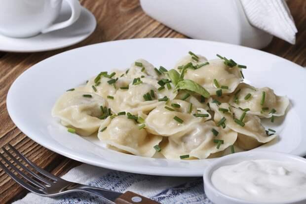 Начинка для вареников — картофель, сваренный в мундире. Фото: thinkstockphotos