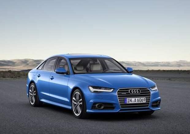 Рестайлинг с наценкой: обновленные Audi A6 подорожали