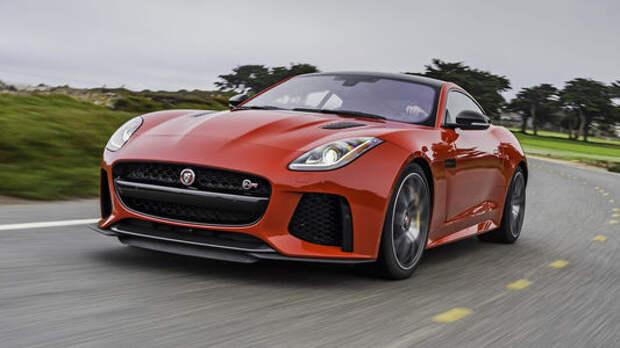 Большая перемена: следующий Jaguar F-Type вывернут наизнанку
