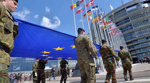 ЕС впервые допустит США, Канаду и Норвегию к общему оборонному проекту