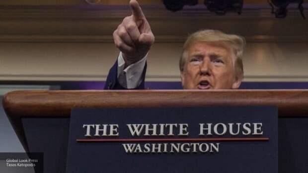 """Американский публицист назвал Трампа """"ужасным начальником"""" США"""