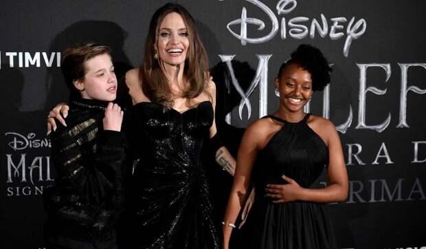 «Невыносимо!»: Анджелина Джоли взвыла из-за насилия