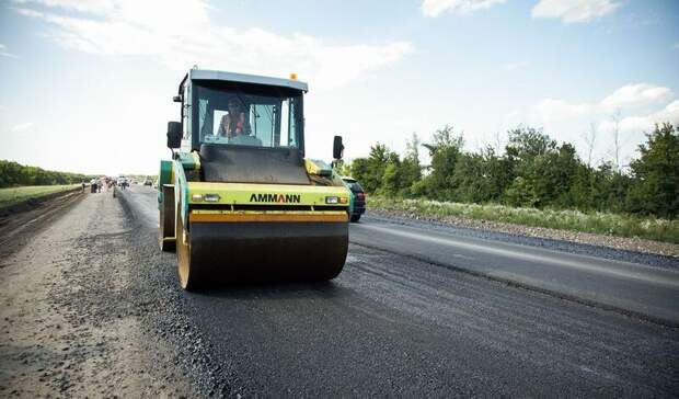 Под Волгоградом обновят пять километров районной трассы