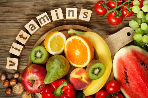 Совместимость витаминов.