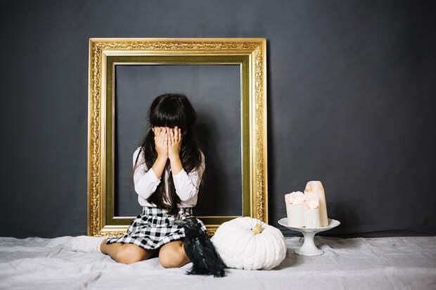 Детские страхи: что характерно для каждого возраста