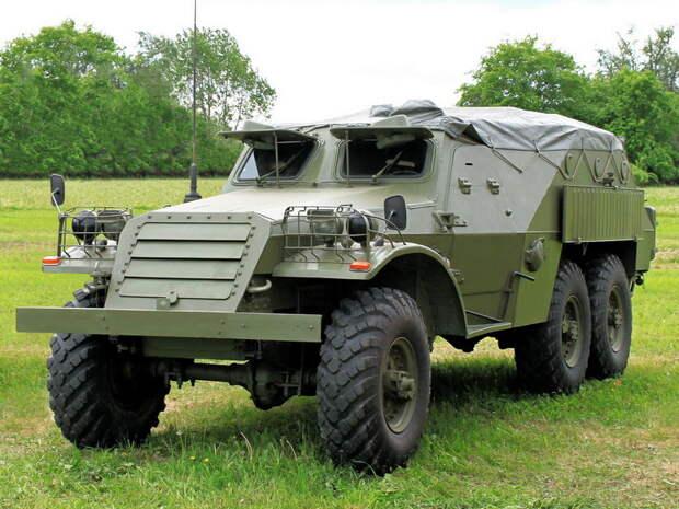 БТР-152