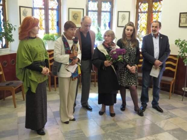 В Фонде культуры в Нальчике выставили неизвестные работы А. Сундукова