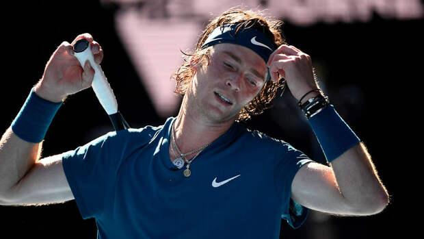 18-летняя теннисистка обвинила в избиении мать Андрея Рублева