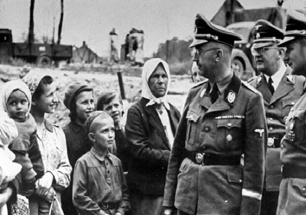 Какой народ СССР немецкие оккупанты считали самым «безобидным»