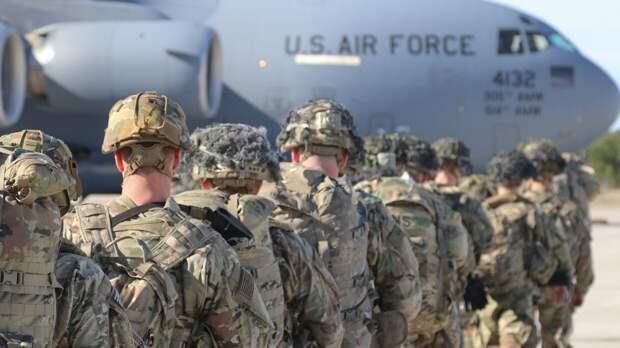 Власти Сирии заявили о деструктивном влиянии армии США на обстановку в стране