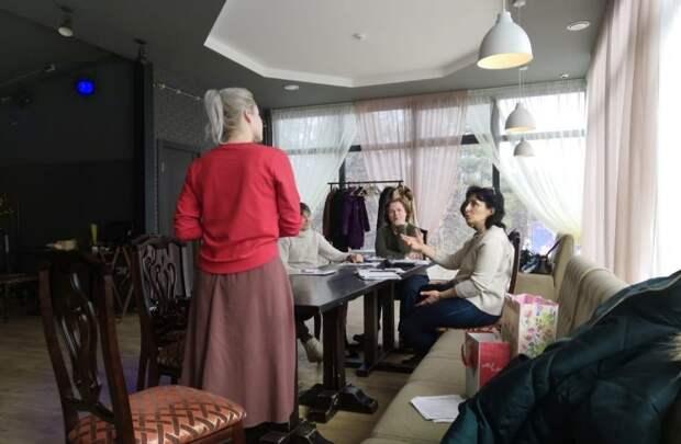 В Северном Тушине участников проекта «Московское долголетие» обучат английскому языку