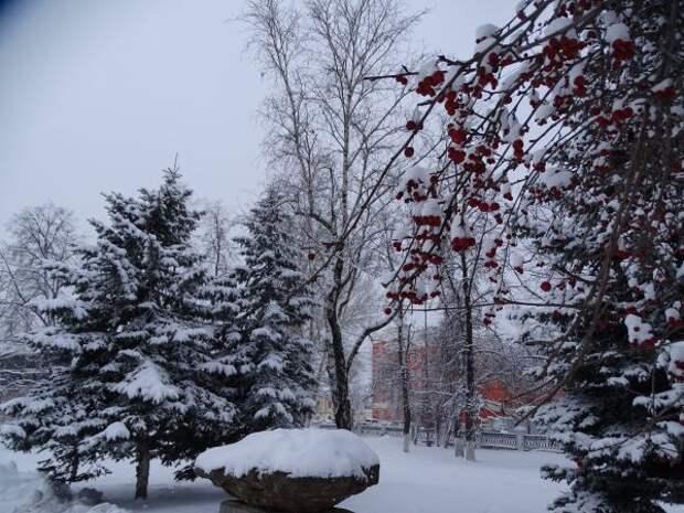 На Средний Урал надвигается аномально холодная погода