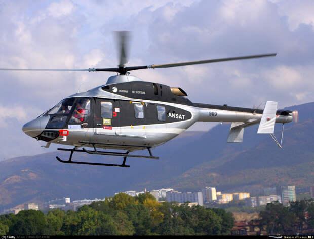 «Вертолеты России» готовятся к экспортным контрактам на вертолеты многоцелевого назначения «Ансат»