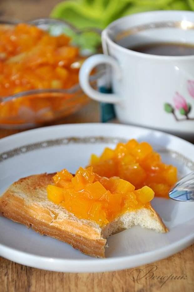 Абрикосовое варенье…без абрикосов!