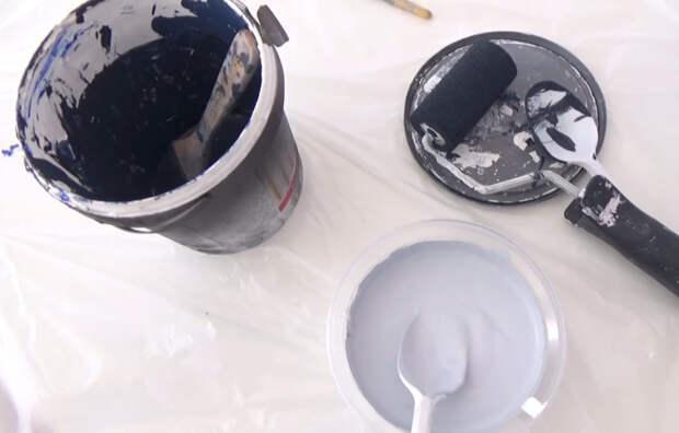 Красивое обновление старого комода из ИКЕА